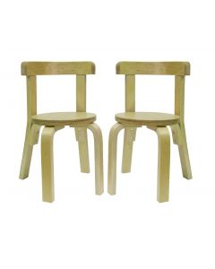 Home Corner Set of 2 Chairs