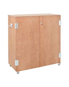 Carpentry Timber Cabinet