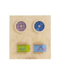 Optical Board - Sensory Learning Wall Panel