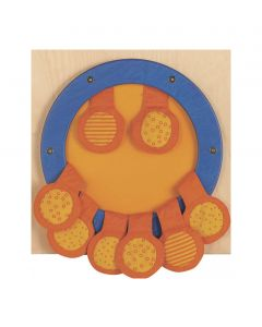 Pouches - Sensory Learning Wall Panel