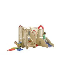 Experience Play Castle Toddler Modular Activity Play Loft
