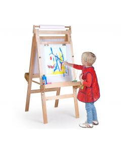 Premium Solid Wooden Double-Sided Easel