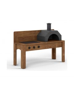 Outdorable BBQ Pizza Oven