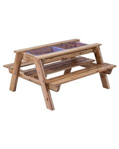 Peak Hill Activity Table