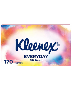 Kleenex Facial Tissues Everyday Mixed 170 Pack