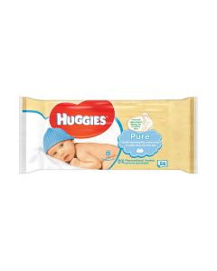 Huggies Baby Wipes Pure Unscented Box of 10