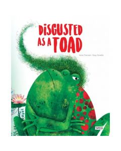Disgusted as a Toad Story & Picture Book