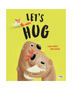 Let's Hug Story & Picture Book