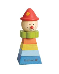 Educational Stacking Clown – Red Hat