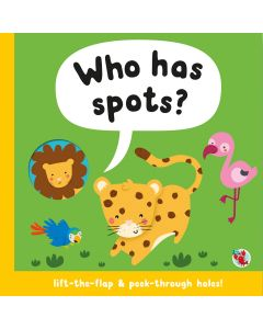Who Has Spots? Story Book