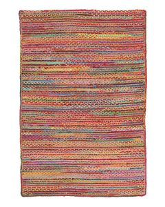 Atrium Grind Multi Colour Rug - 2200x1500mm Rectangle