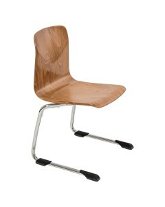 Pagholz C Frame Chair