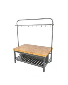 Activity Bench with Rack