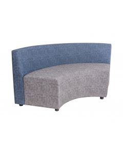 Grospace 400H Curved Sofa