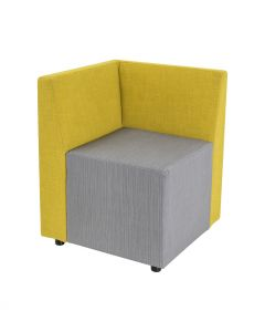 Grospace FR 450H Corner Sofa