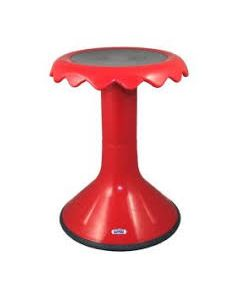 Gromotion Stool 450mmH - Red