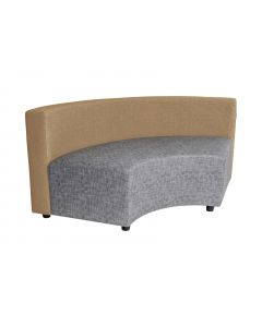 Grosoft 90 Degree Curved Modular Lounge