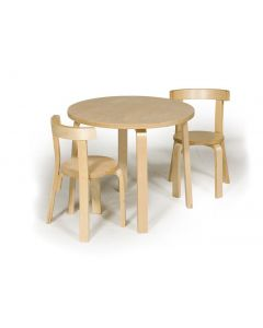 Home Corner Table & Chair Set