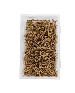 Chipboard Screws Pack of 500