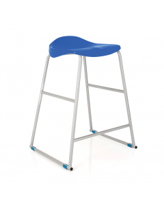 Classroom Stool For Standing Tables 630mm High