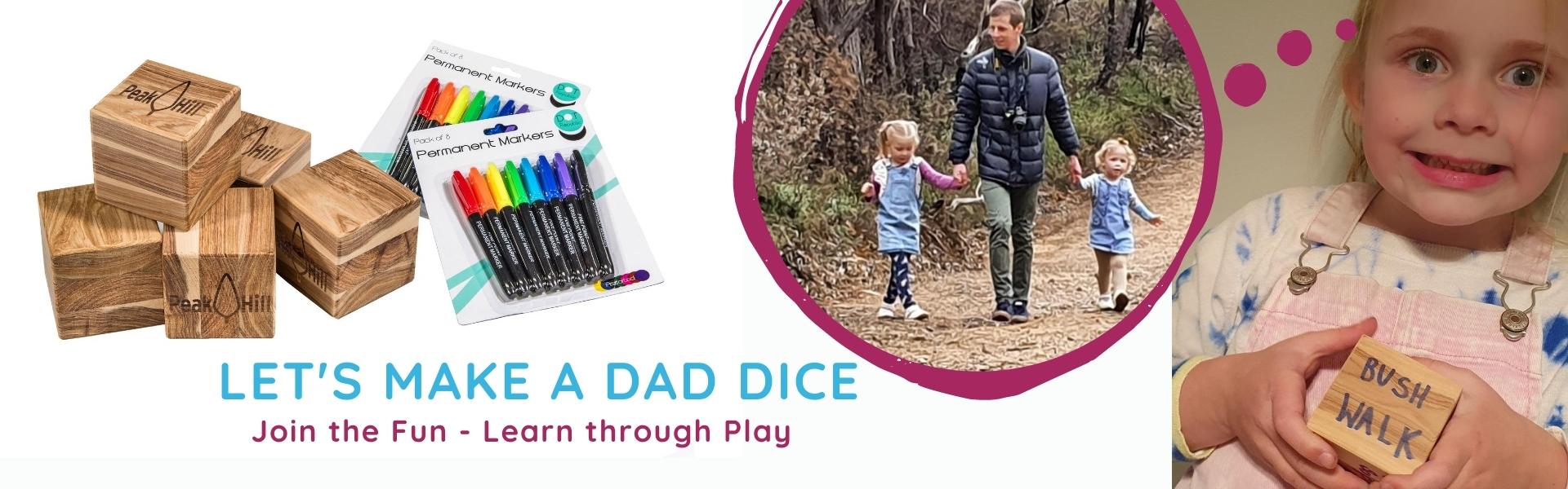 Let's make a Dads Dice