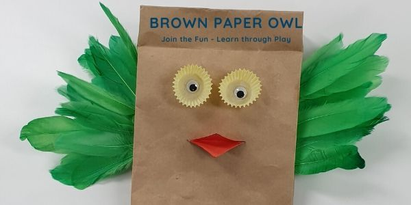Brown Paper Owl